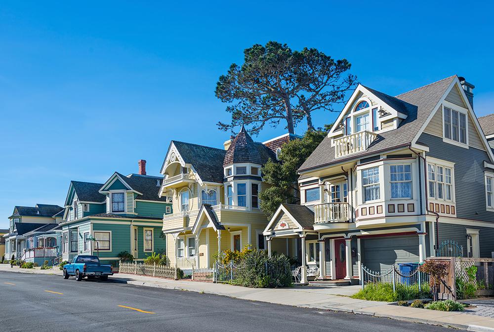 Pacific Grove California Living