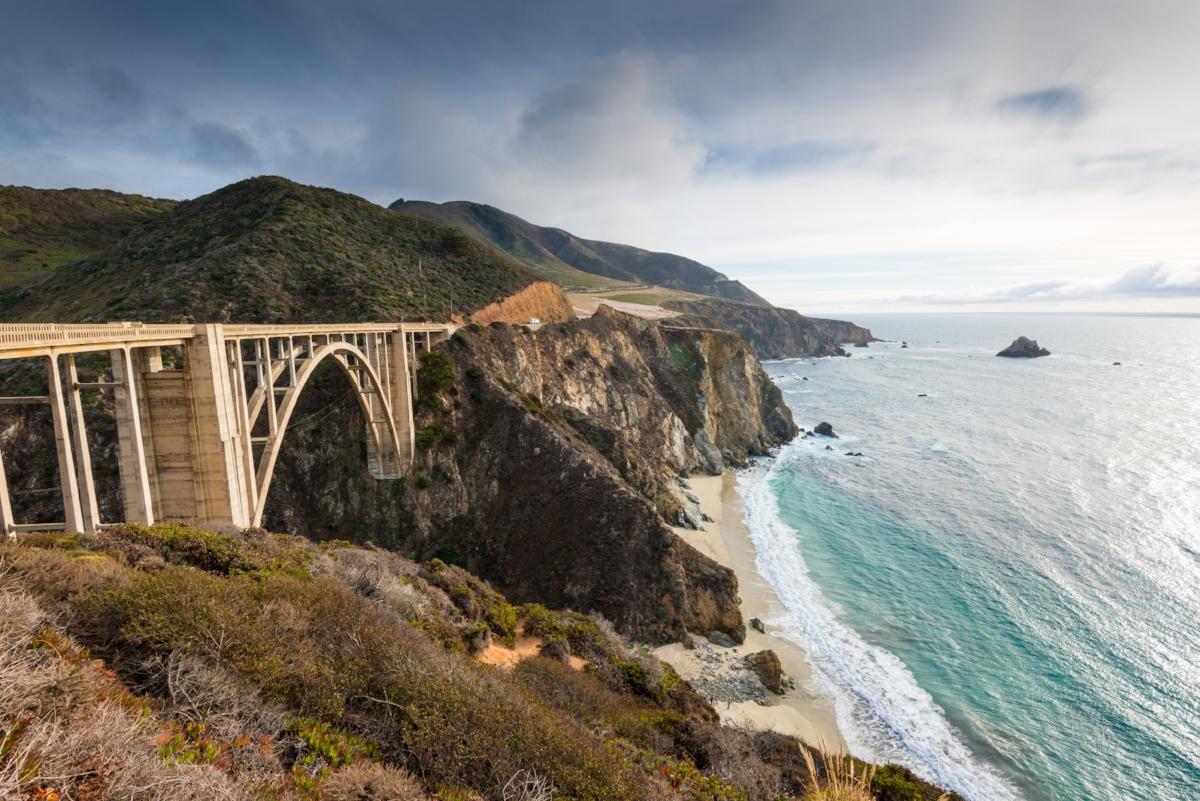 Big Sur California Living