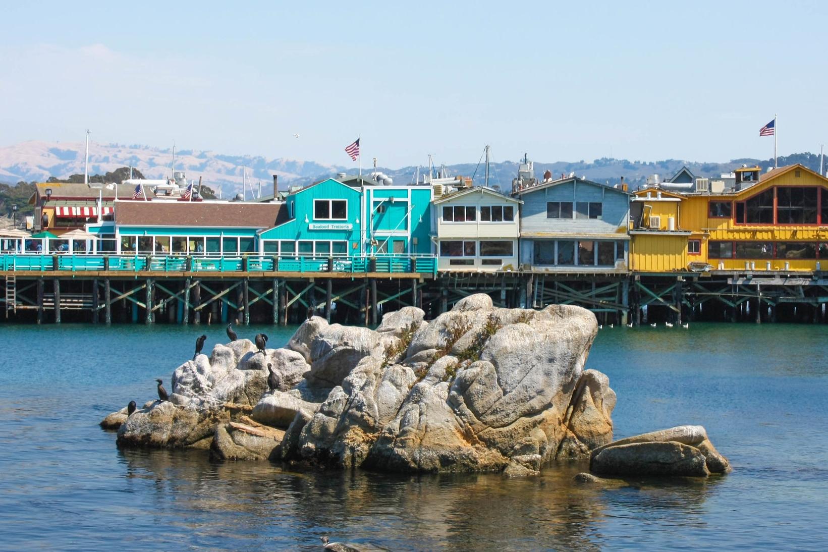 Monterey California Living
