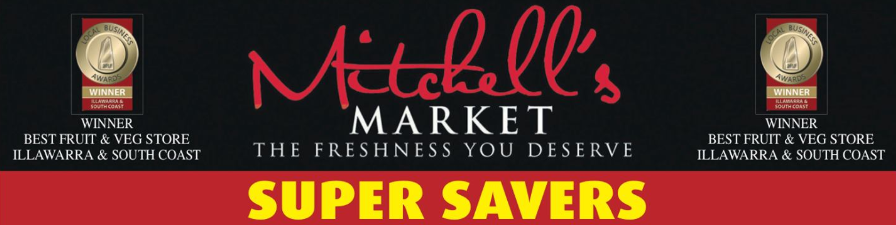 Mitchell's Market Super Savers