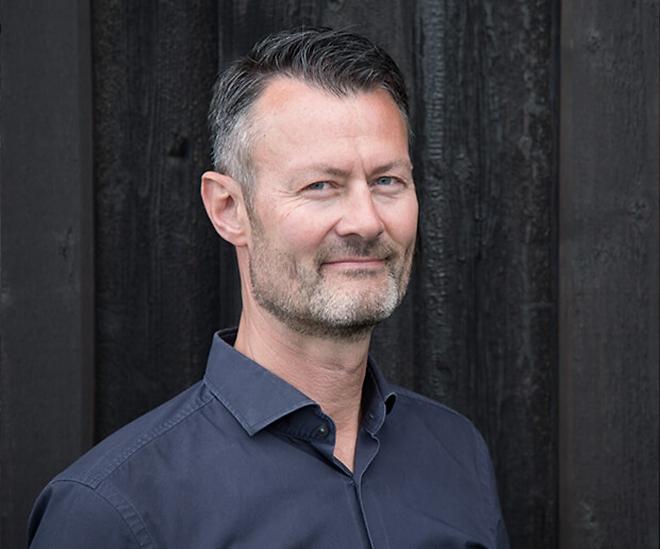 Tommy Andersen - Managing Partner, byFounders