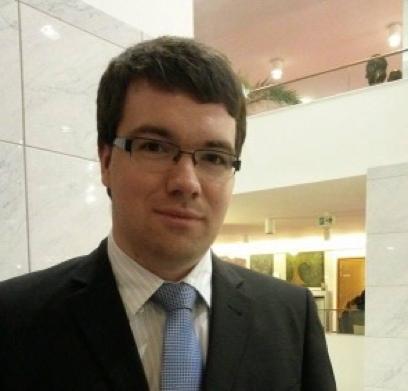 Marek Domin - Faculty of Law of the Comenius University in Bratislava (Slovakia).