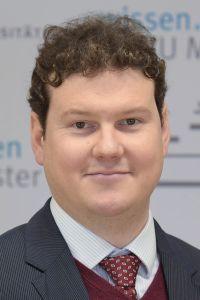 James Fowkes - Westfälisches Wilhelms-Universität Münster