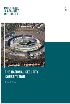 The National Security Constitution - Paul F. Scott
