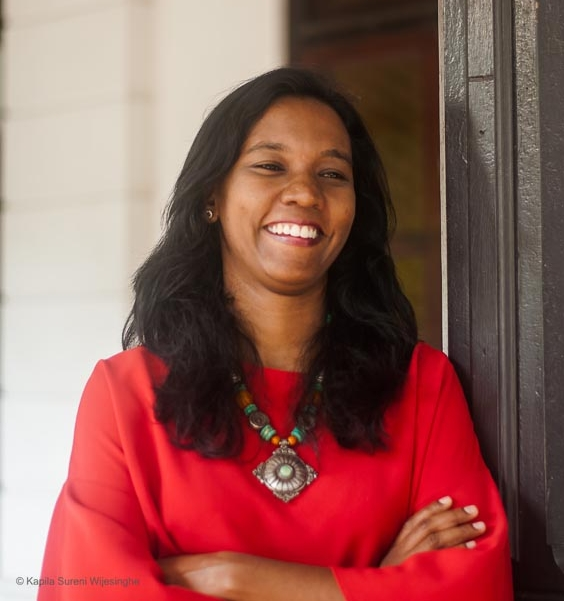 Dr. Dinesha Samararatne - Department of Public and International Law, University of Colombo, Sri Lanka