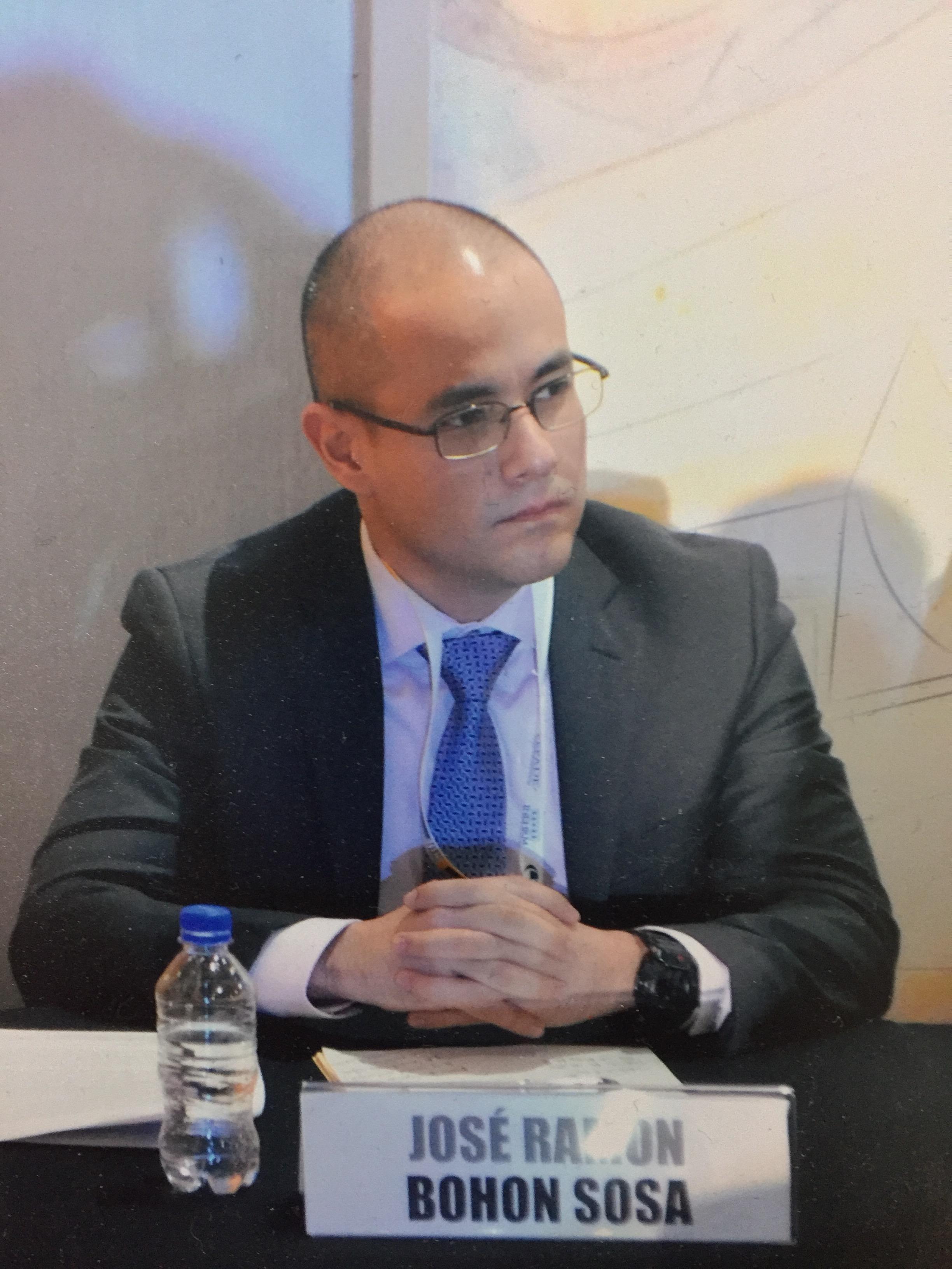 José Ramón Bohon Sosa - Escuela Libre de Derecho de Sinaloa