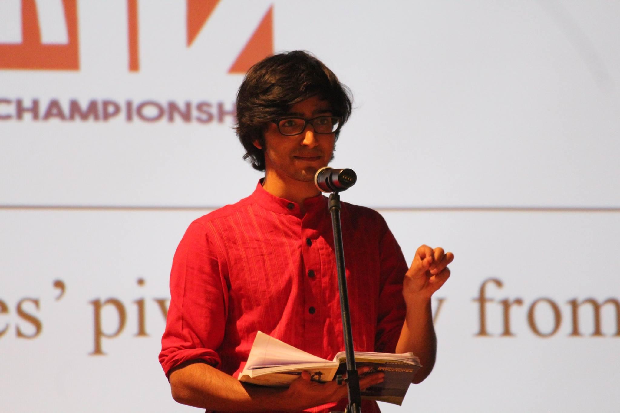 Vanshaj Jain - University of Oxford