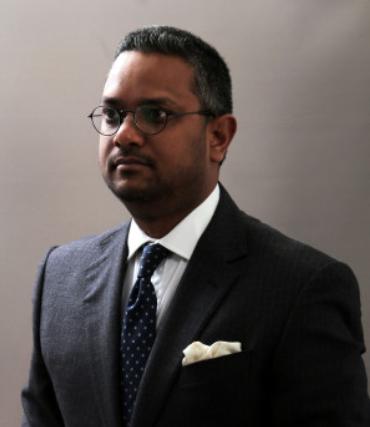 Asanga Welikala - Edinburgh Law School