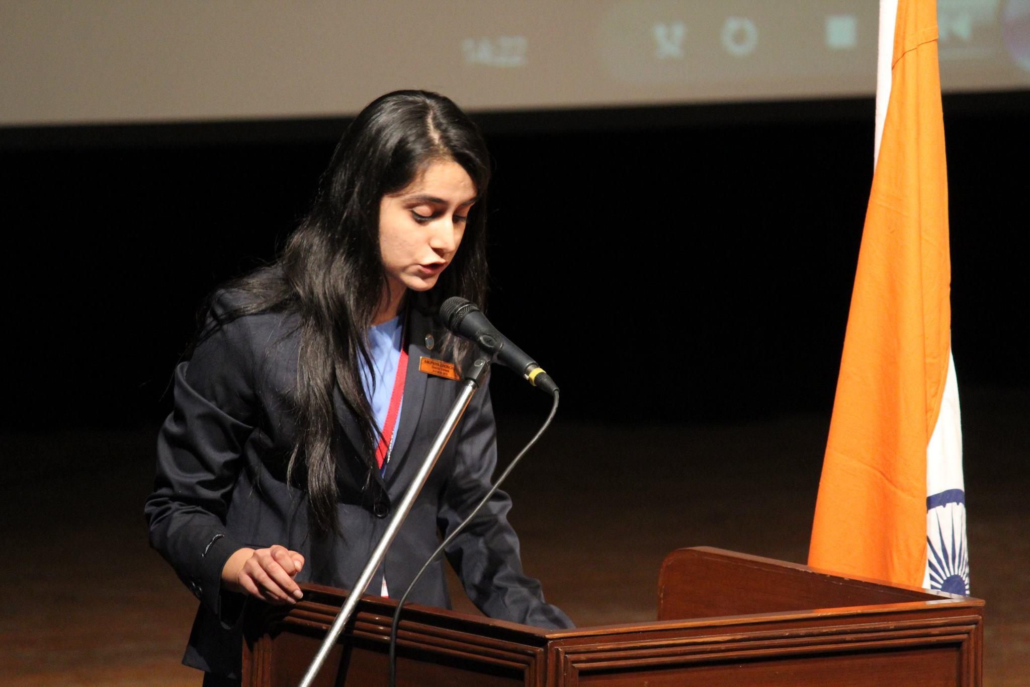 Anupriya Dhonchak - National Law University, Delhi