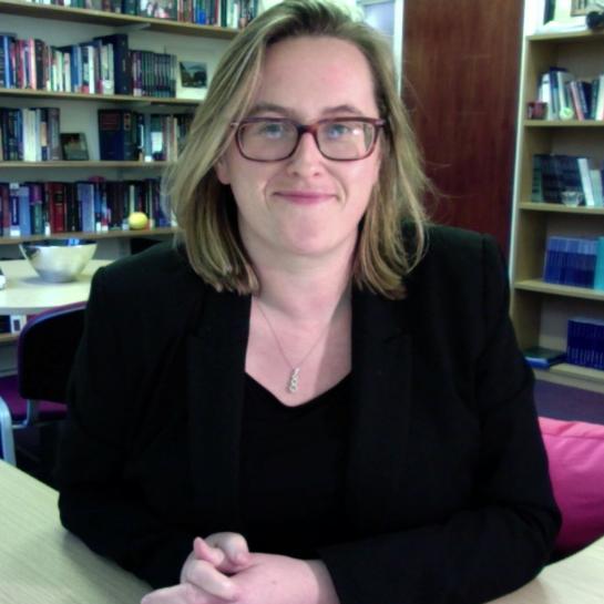Fiona de Londras - University of Birmingham