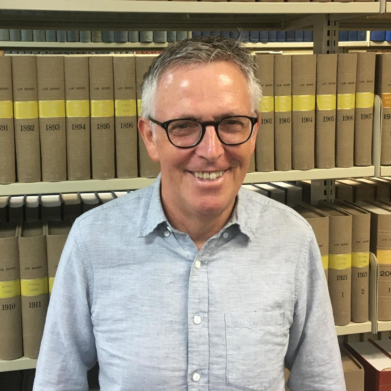 Derek O'Brien - Truman Bodden Law School, Cayman Islands