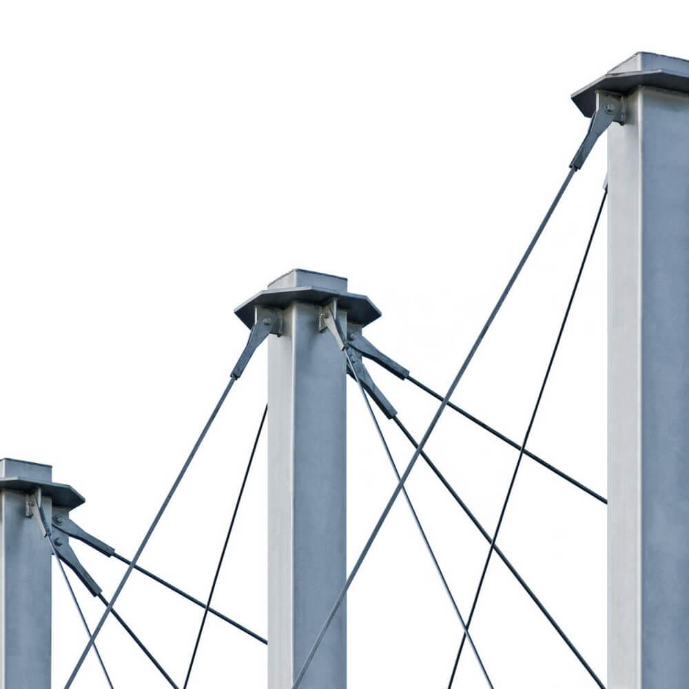 articulator masts