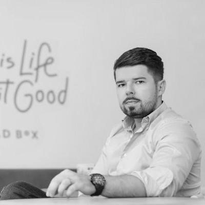 Dan Isai - CEO Salad BoxCea mai de succes franciza de retail din Romania, cu extindere pe 3 continente.