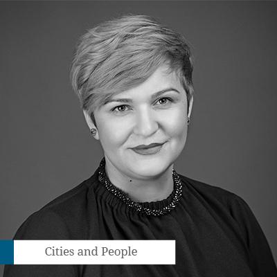 Oana Rujan - Manager Relații Internaționale ARIES Transilvania, iTech Transilvania Cluster