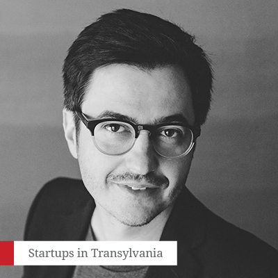 Raul Popa - CEO & Data Scientist TypingDNA