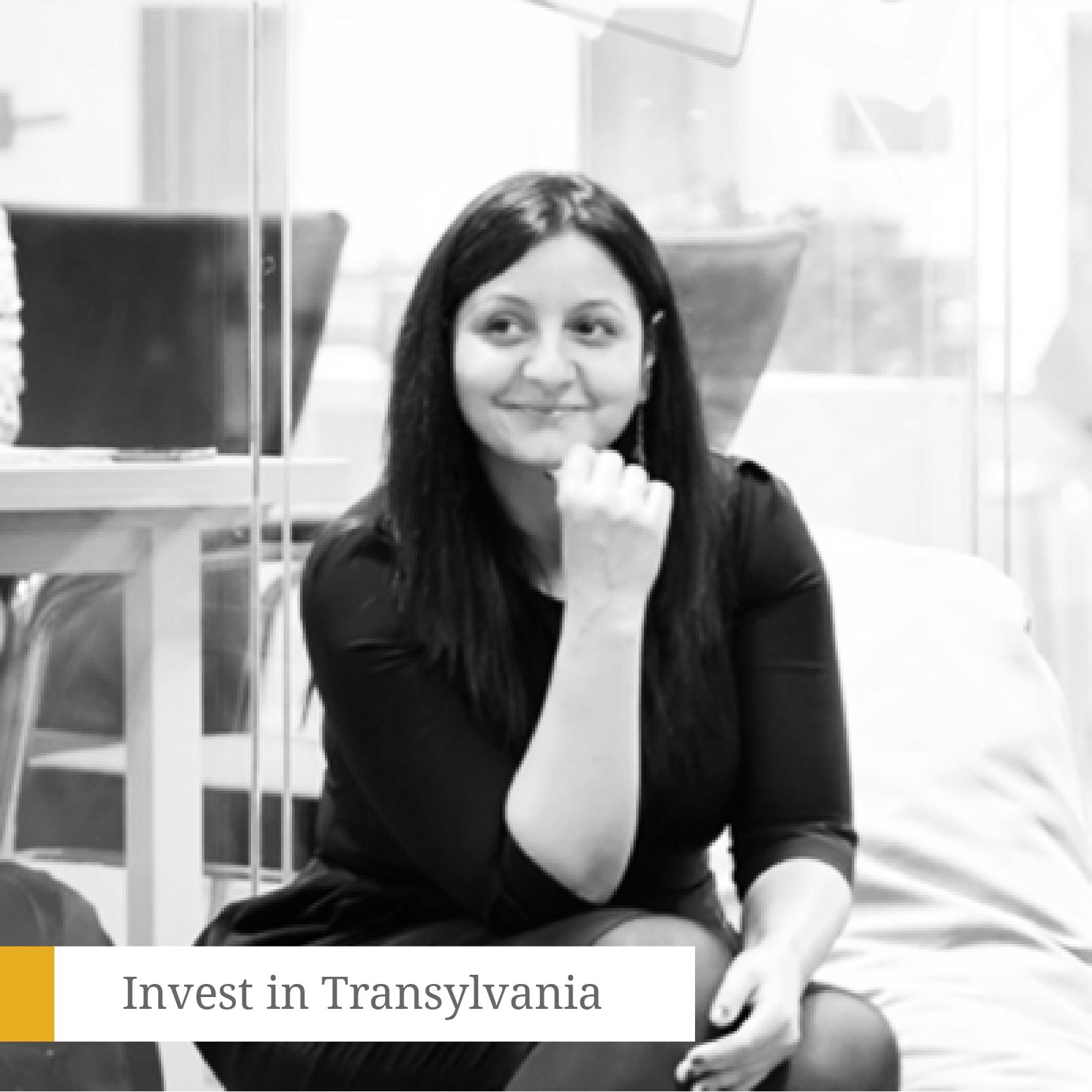 Ioana Sfârlea - CEO Ingenious Biz