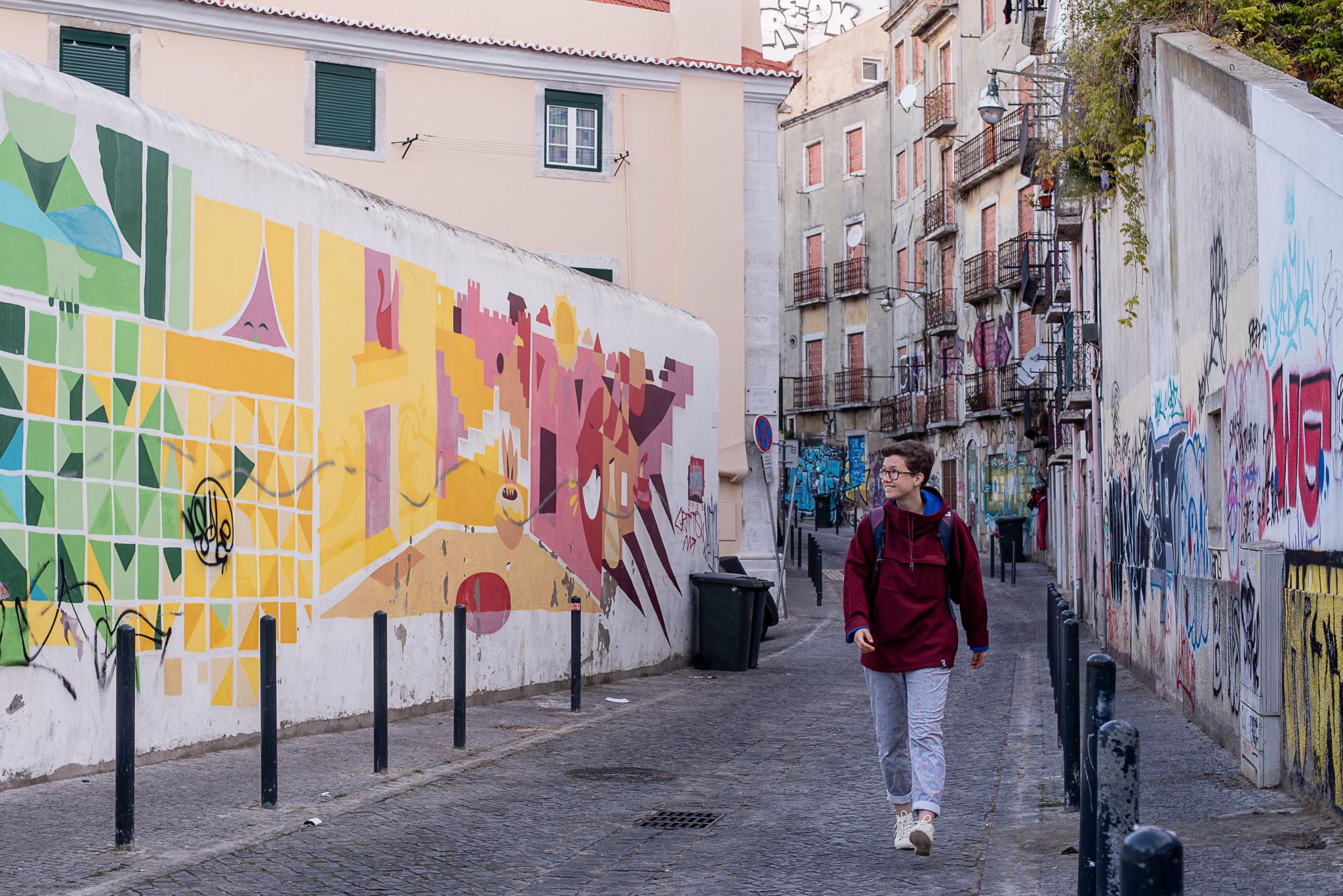 Open invitation to dream - Lisbon, ENWith Aevor