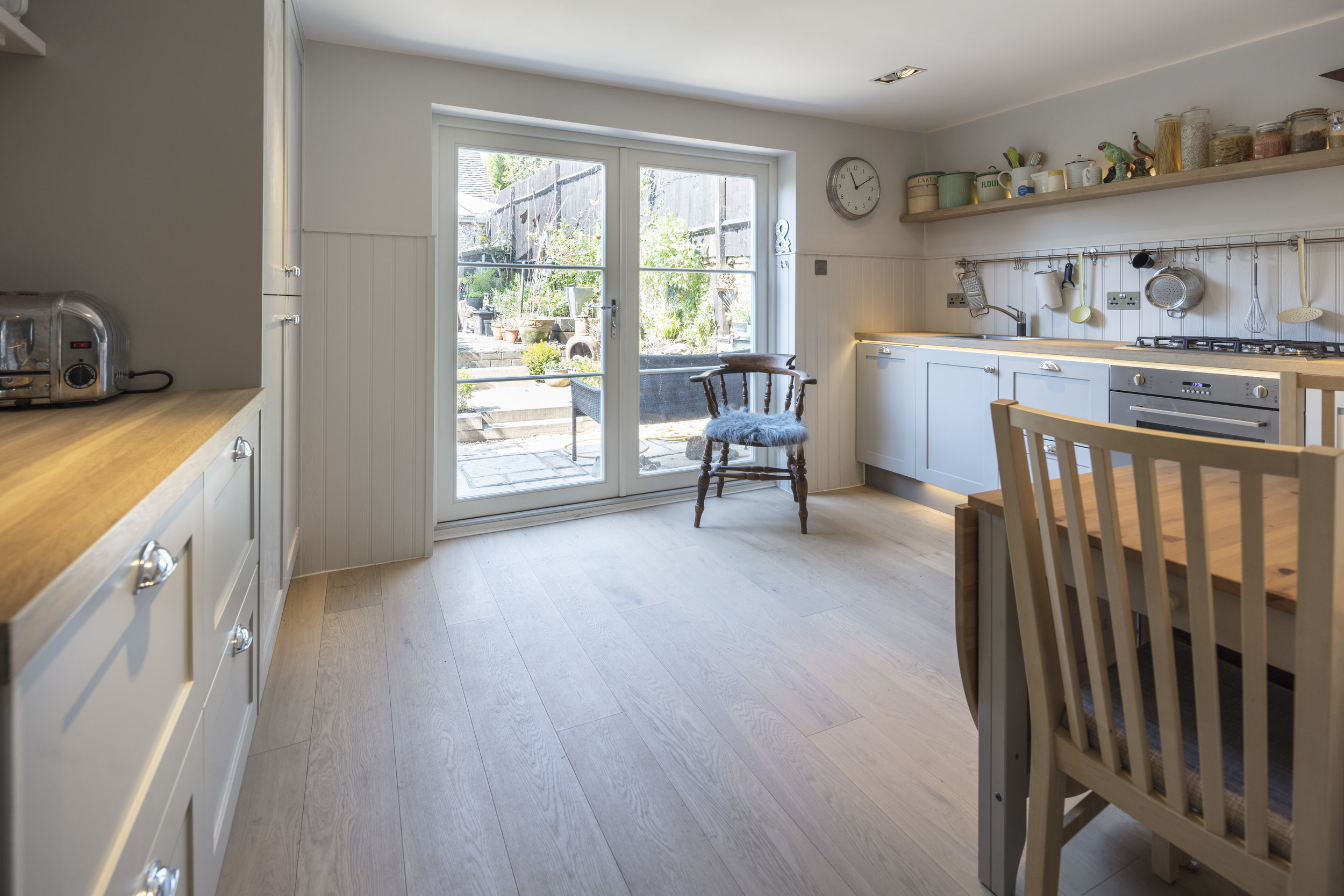 Quality guaranteed. - All of our kitchens are manufactured from A grade medium density fibreboard, which is more durable to heat and moisture, ensuring your kitchens lasts a lifetime without any warping or movement. Lucas Grant Kitchens also come with a 10 year quality guarantee.