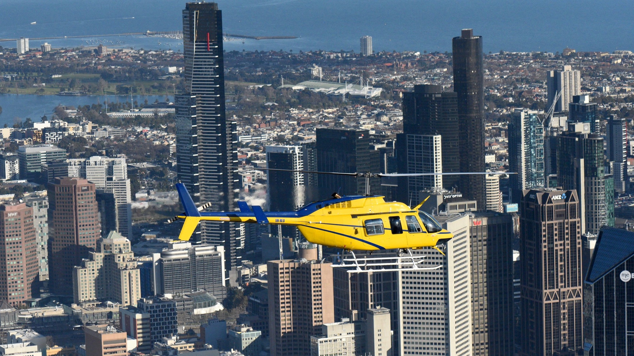 1. Dare Melbourne Helicopter.JPG