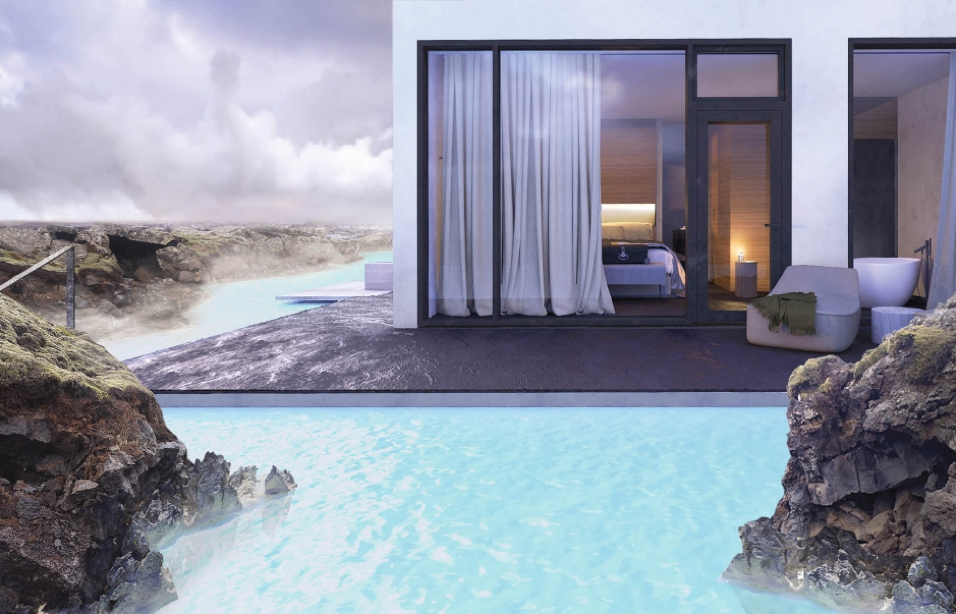 The Retreat  at Blue Lagoon, Iceland.