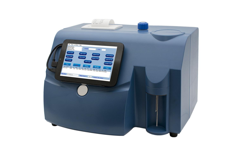 Lactoscan MCC Milk Analyser | Food Testing Equipment | Calibre Control
