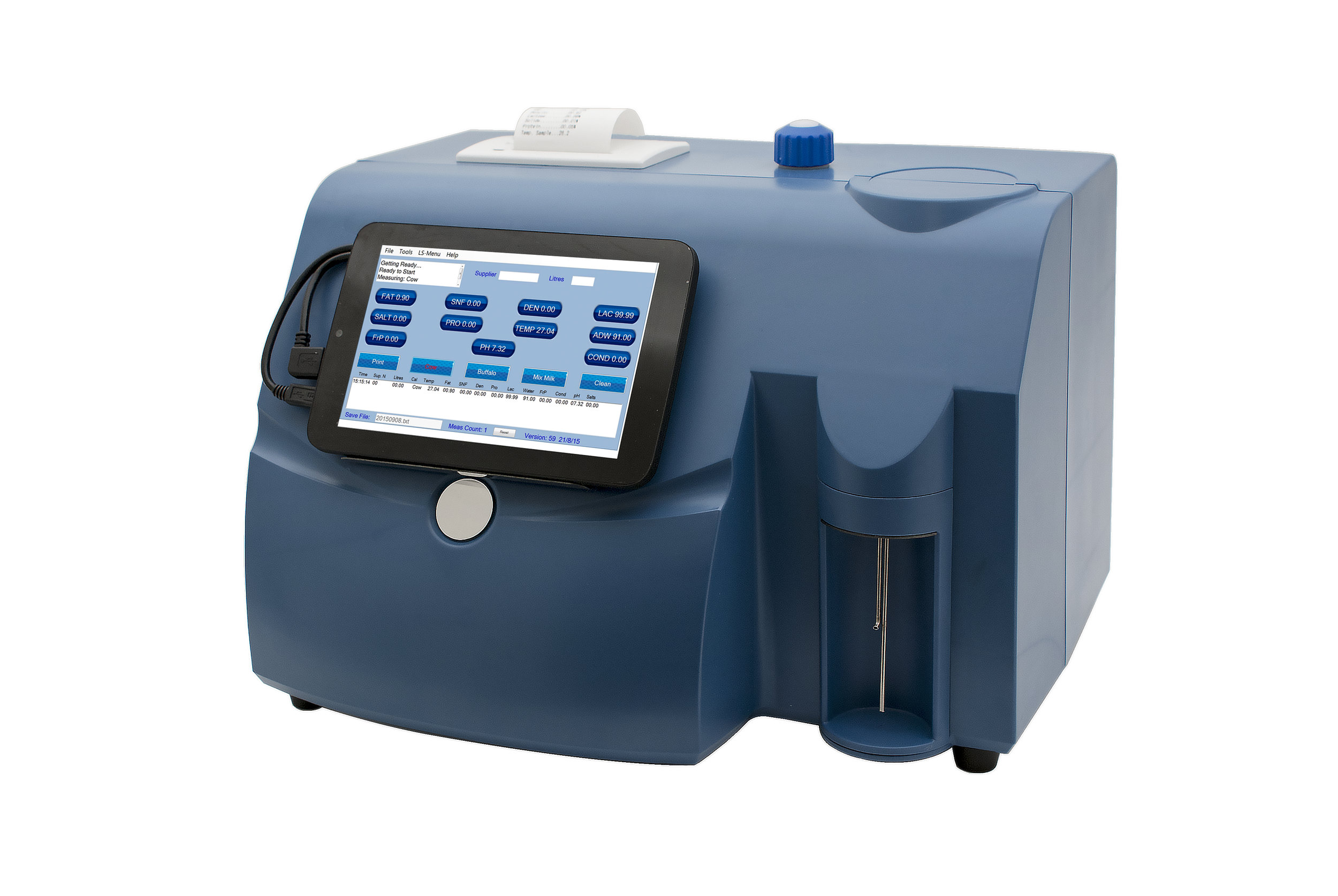 Copy of Lactoscan MCC Milk Analyser