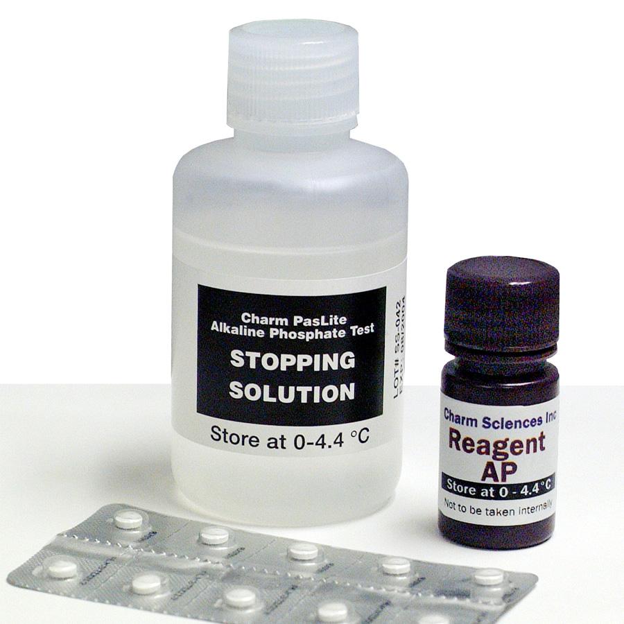 Copy of Charm PasLite Pasteurisation Test