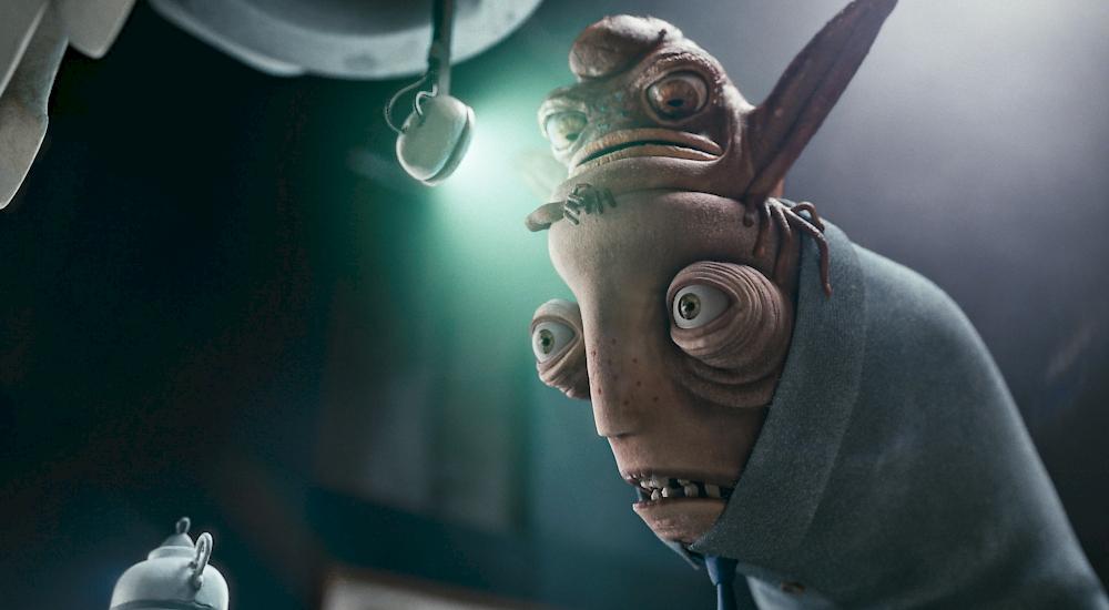 Krötenlied - Animated Short / Character & Set Design