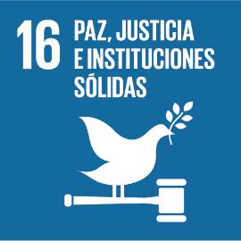Promover sociedades justas, pacíficas e inclusivas