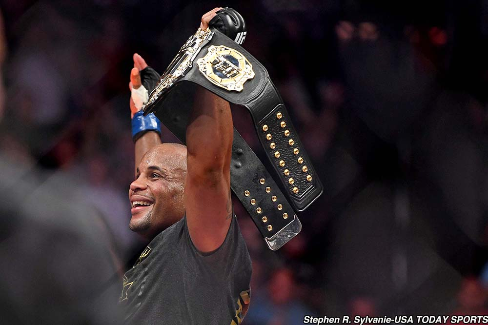UFC 226 was touted as the most significant event of the year so far. The event, which took place at T-Mobile Arena in Las Vegas and aired on pay-per-view following prelims on FS1 and UFC Fight Pass, delivered in the form of several historic results.   Daniel Cormier (21-1 MMA, 10-1 UFC) solidified his status as one of the greatest fighters in MMA history when he scored a  first-round knockout of  Stipe Miocic (18-3 MMA, 12-3 UFC) in the main event to add the heavyweight title on his mantel alongside the light heavyweight belt.  Cormier's victory was the shining moment of the UFC's sixth-annual International Fight Week festivities. Check below for 55 post-event facts to come out of UFC 226.  Cormier became the second simultaneous two-division champion in...   Click here  to view the full article on MMA Junkie.