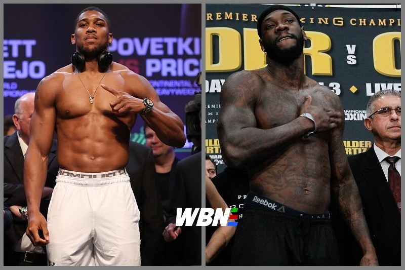 """It wasn't long after Anthony Joshua's promoter Eddie Hearn put out the heavyweight king's intentions to sign a contract handed to Deontay Wilder last month before a response came to WBN from Shelly Finkel.  Wilder's co-manager and advisor scoffed at the offer to put pen to paper for a deal Finkel confirmed is now null and void due to Joshua's decision to fight Alexander Povetkin.  Joshua will now have to start from scratch in his bid to land Wilder for an undisputed unification on April 13 at Wembley Stadium as 'The Bronze Bomber' will only work with promoter Hearn on new terms.  """"We agreed to fight Anthony Joshua in his next...   Click here  to read the full story by WBN."""