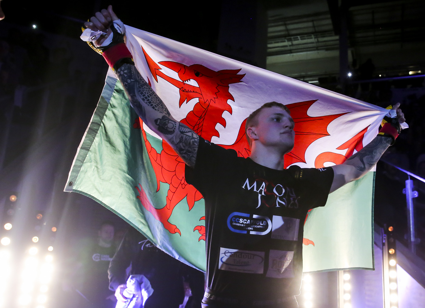 Rising prospect Mason Jones will fly the flag for Wales once again on April 27th