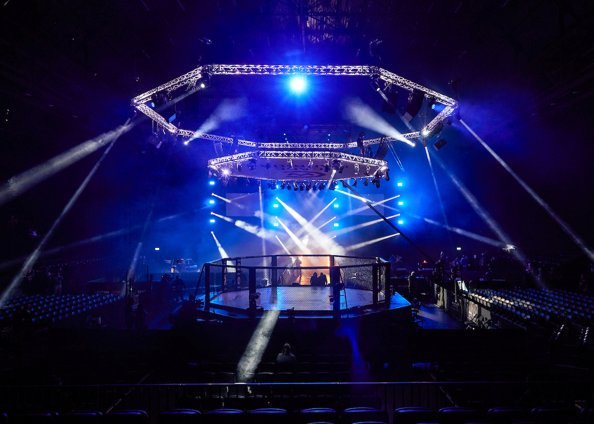 CW106: Live at the Apollo is set to be one of the biggest nights in the history of Cage Warriors