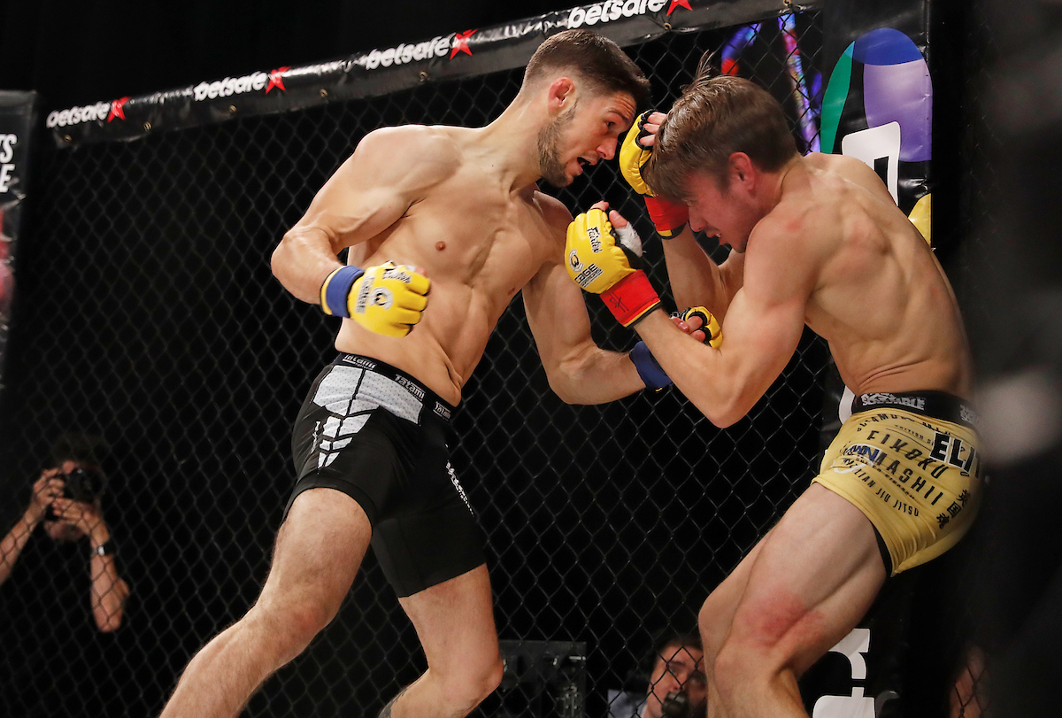 Josh Reed has earned his status as one of the most exciting bantamweights on the Cage Warriors roster