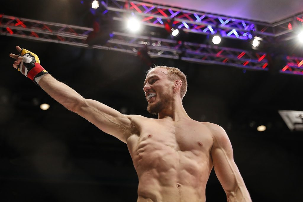 Jack Grant is one of the few experienced fighters on the European scene to boast a 100% finish rate