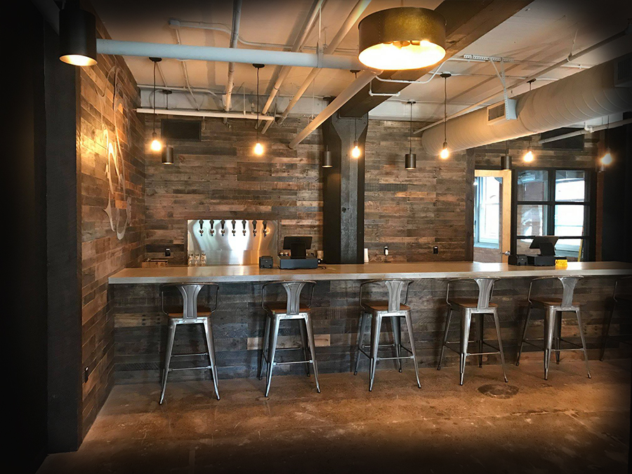 PRIVATE EVENTS - We offer both private events within our Tap Room space. We will also come to you and cater your event. Please contact us for more information.