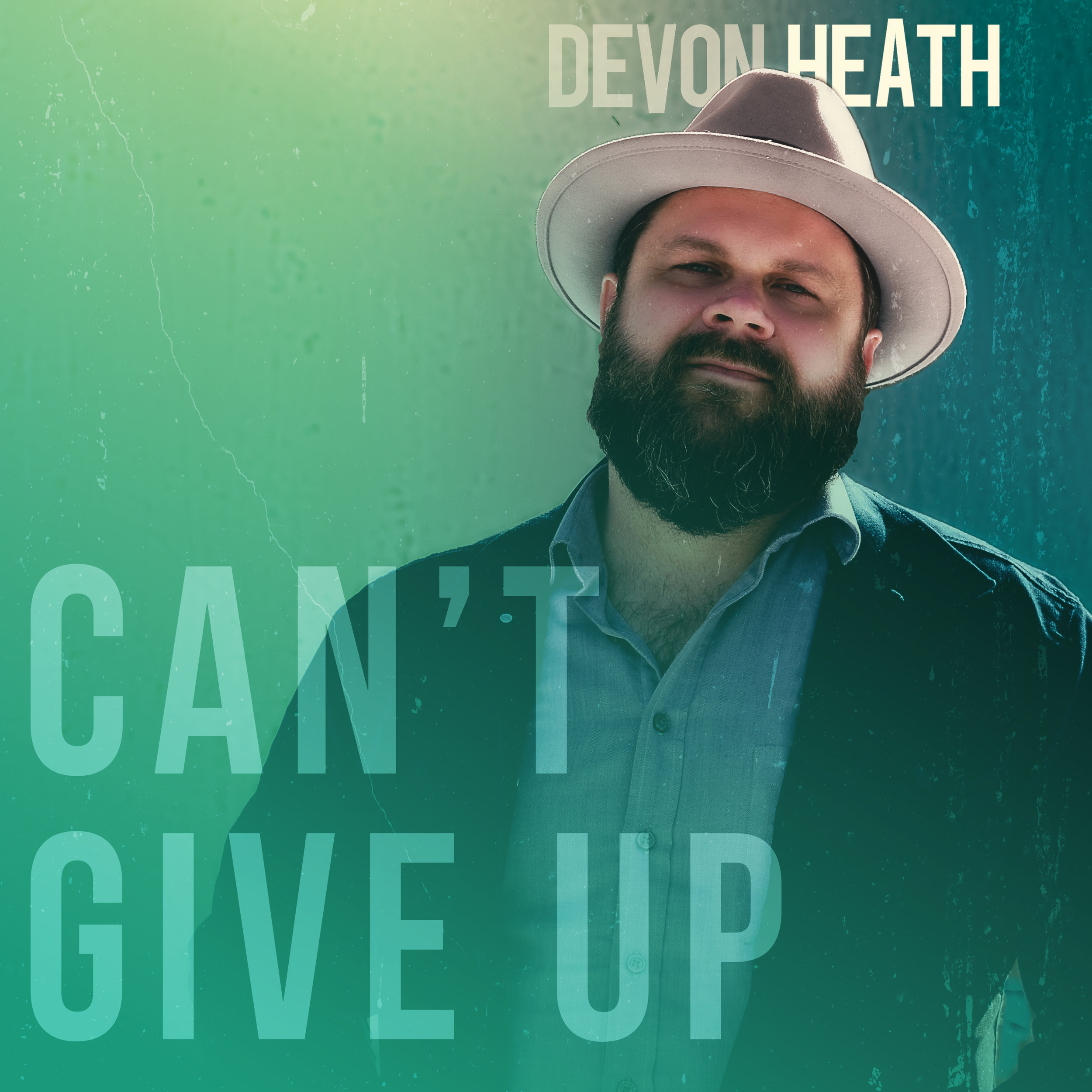 Can't Give Up - Available Now!