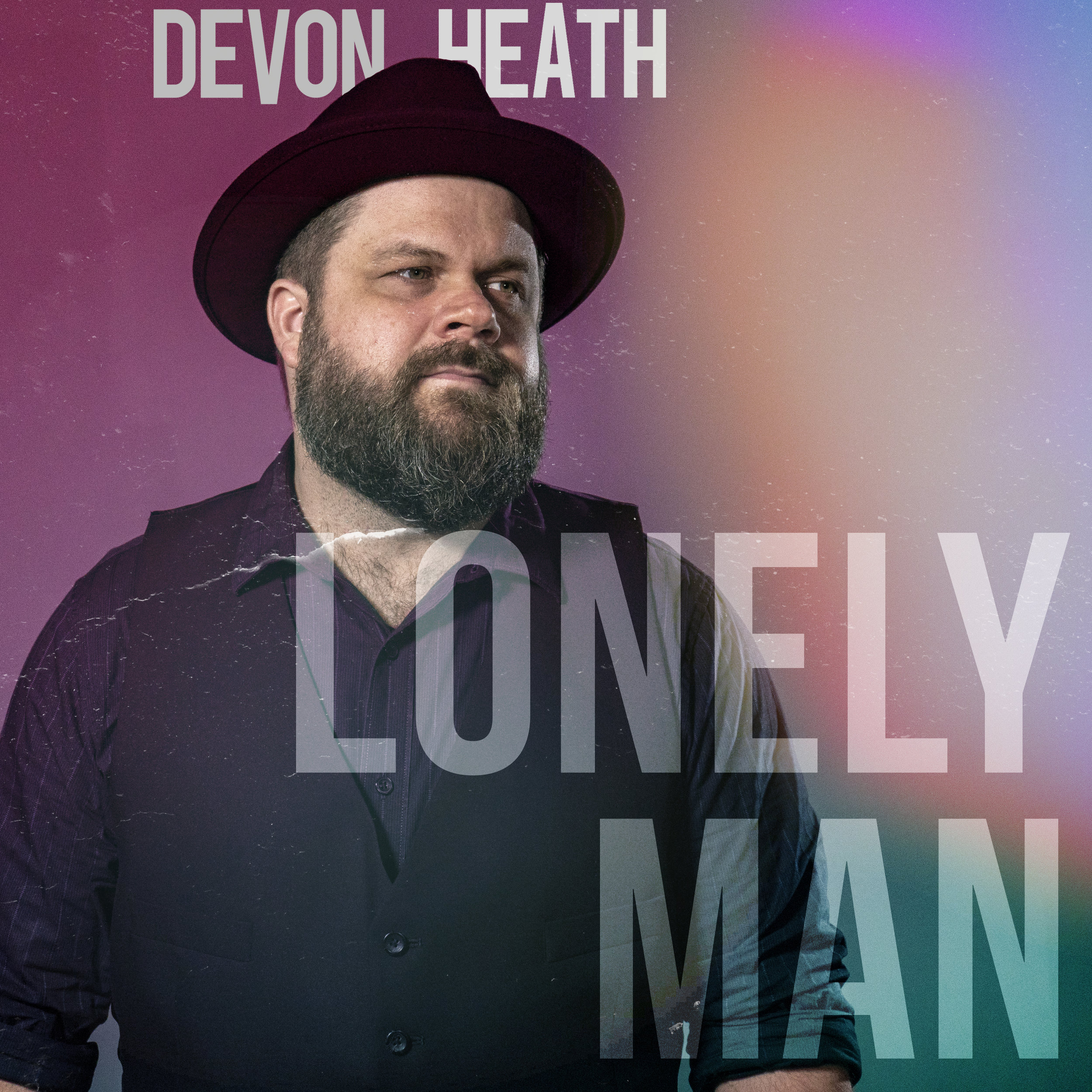 Lonely Man - Available Now!