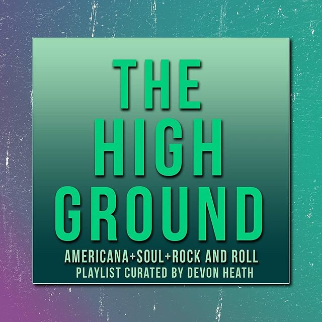 This week's #spotify playlist is updated with @hozier @therecordcompany @am0slee and @erichutchinson  Go follow #thehighground on Spotify!  #playlist #newmusic #americana #soul #rockandroll