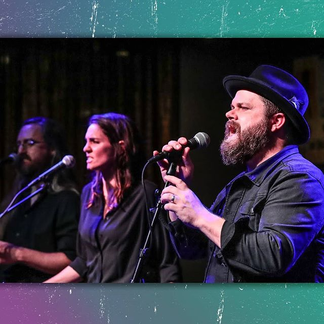 Always a pleasure singing with Ethan Moon and @alice_reid_music_official 📷: @liwen8 . . . . #vocals #bgvs #livemusic #Nashville #soul #Americana #austintx