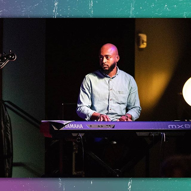 @rs_shadmusic killed it on keys for us last month. Can't wait for you guys to hear him in #2019 📷: @liwen8 . . . . #keys #Nashville #livemusic #Americana #soul