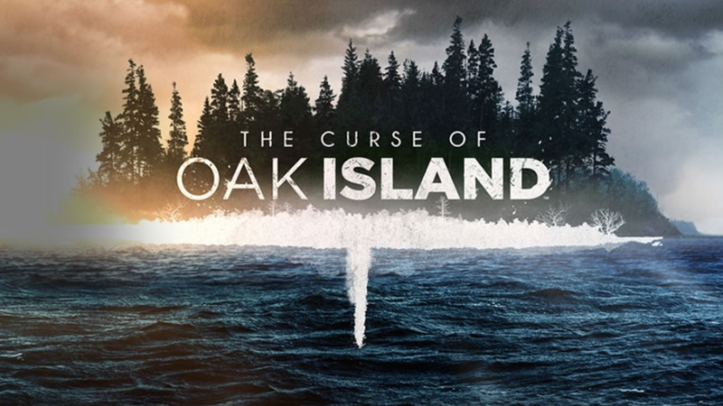 #19 - The Curse of Oak Island (2.5/10 Stars) - Still waiting for that crossover episode with Lost.