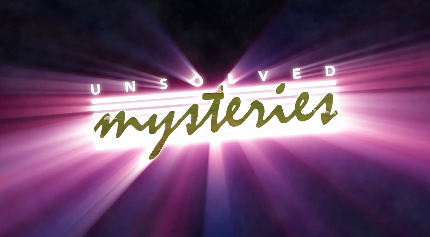 #10 - Unsolved Mysteries (6/10 Stars) - This program is about unsolved mysteries.