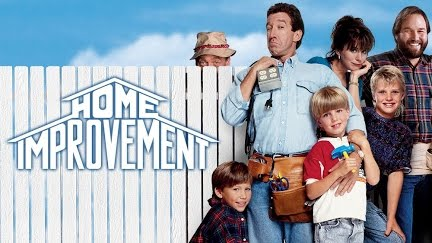 #4 - Home Improvement (8.1/10 Stars) - Wilson knows what you've done.