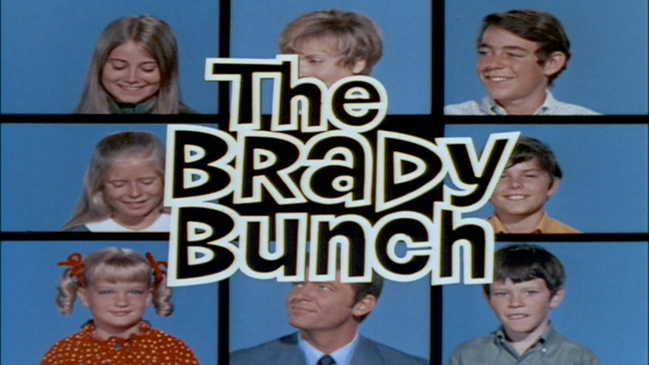 #9 - The Brady Bunch (6.1/10 Stars) - Hollywood Squares