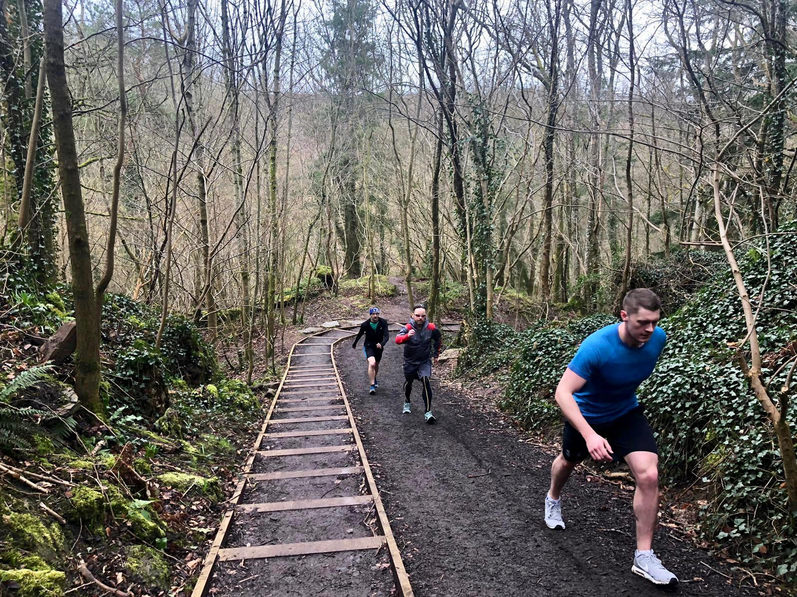 Trail Blazer or Trial Blazer? - Join us on our free trail running/ walking groups and enjoy some of Scotland's great outdoors!