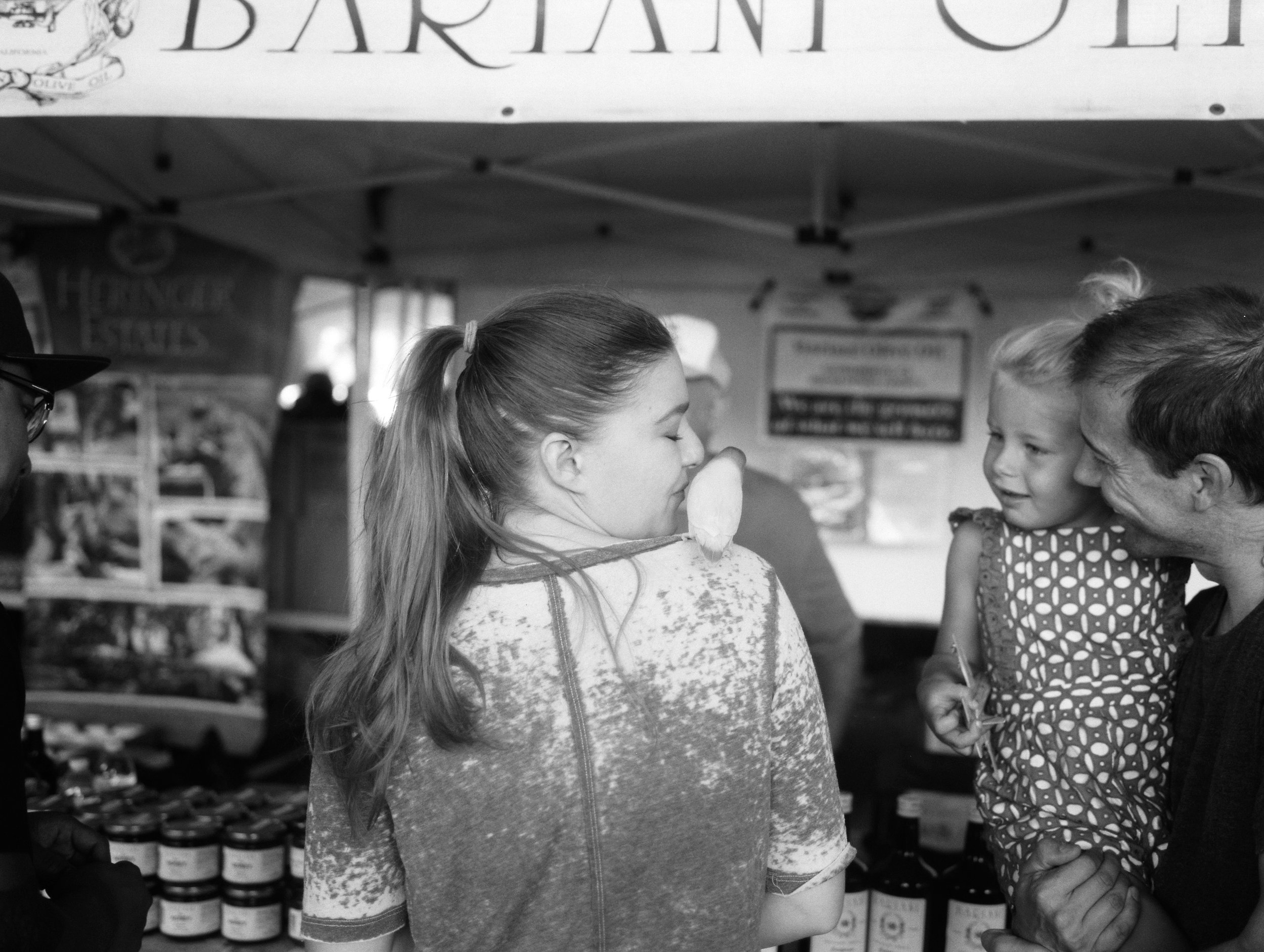 sacramento-farmersmarket-bird-family-photography by Rachel Sima Photography