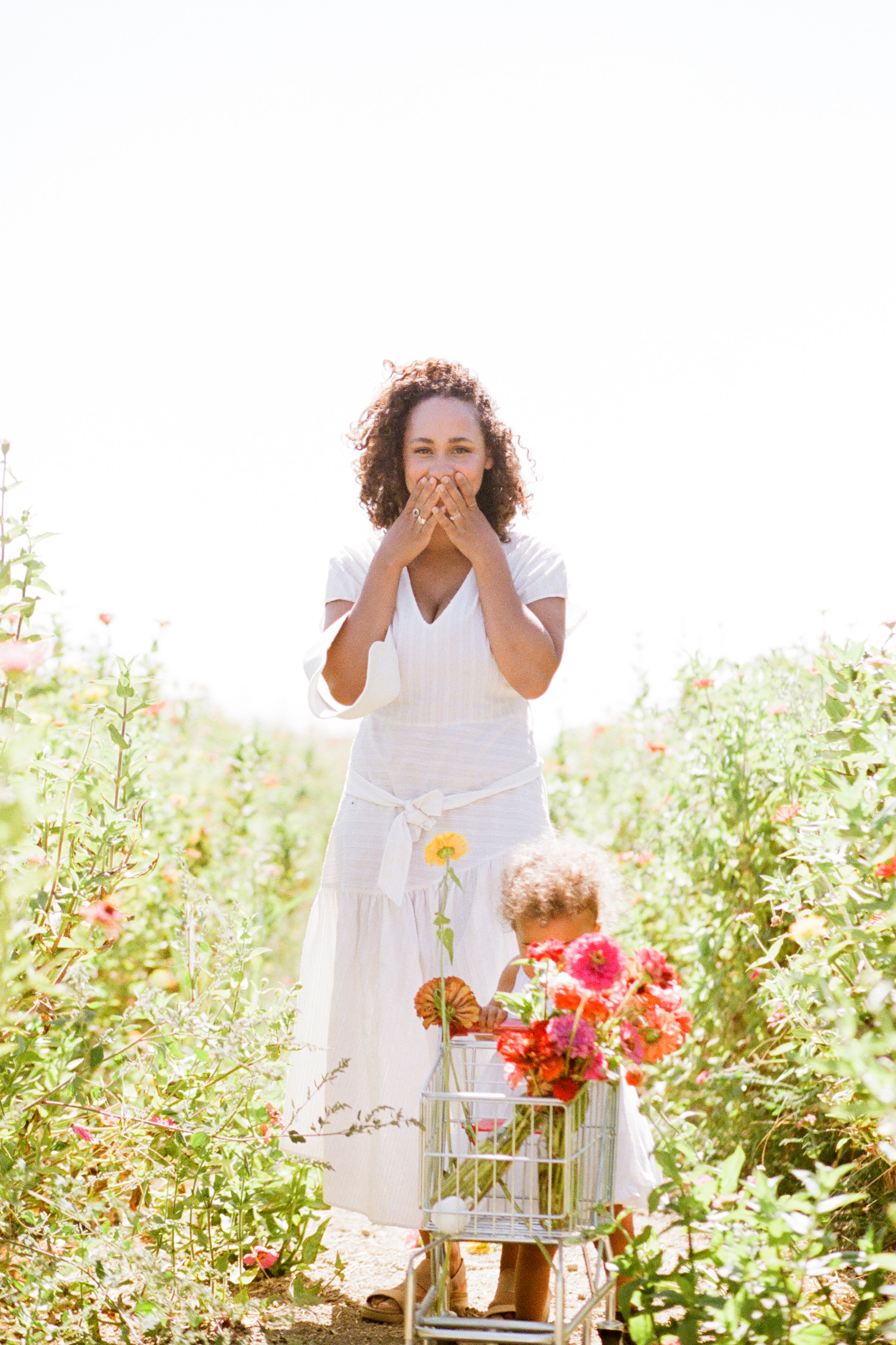 mommy-baby-family-california-photography-flowers-field by Rachel Sima Photography