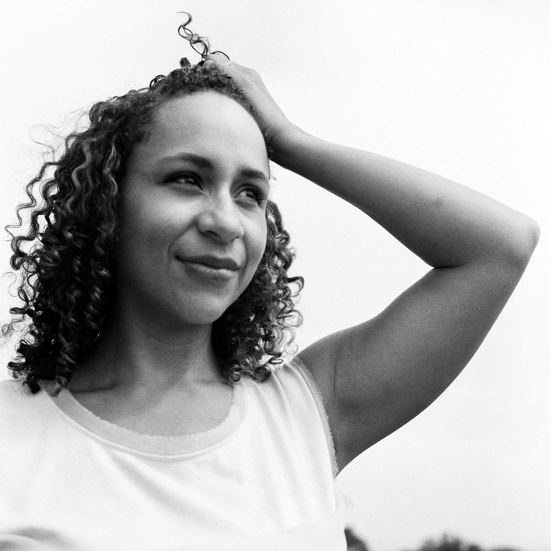 Portrait by film photographer Tatiana Johnson