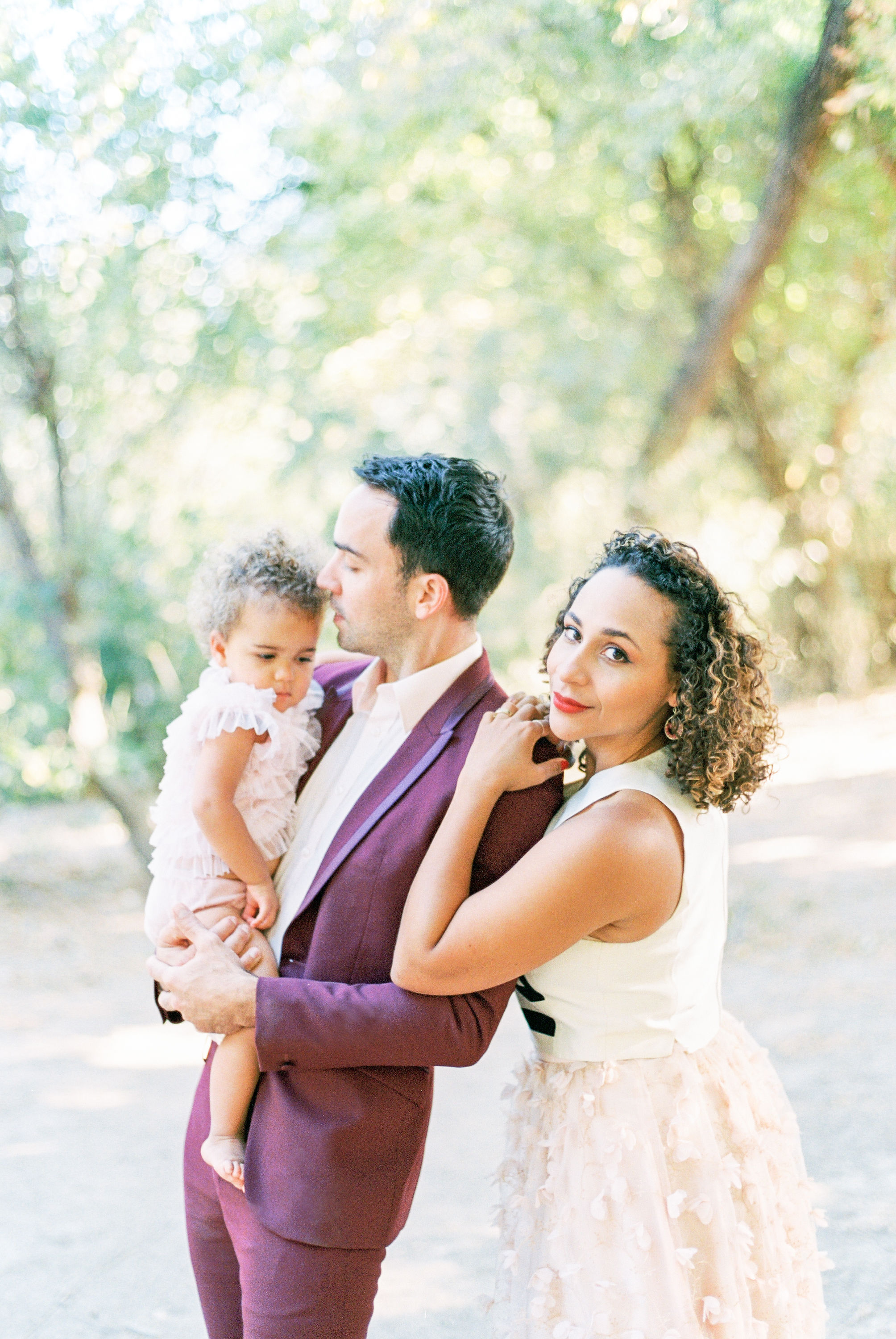 Our family portrait by  Jecki & Co  Photography